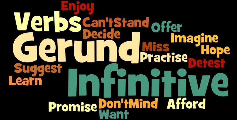 gerund-infinitive